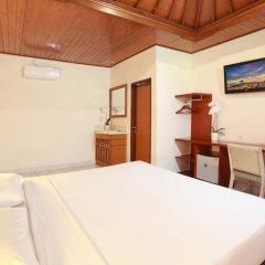 Отель Matahari Bungalow 3* Стандартный номер с различными типами кроватей фото 3