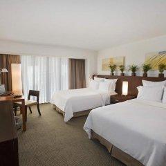 Отель Fiesta Americana - Guadalajara 4* Номер Делюкс с различными типами кроватей фото 7