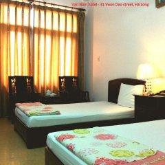 Van Nam Hotel Стандартный номер фото 11