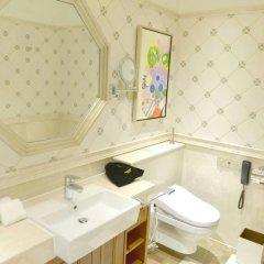 Hengshan Picardie Hotel 4* Стандартный номер с различными типами кроватей фото 4