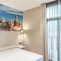 Отель Hostal BCN Ramblas Испания, Барселона - отзывы, цены и фото номеров - забронировать отель Hostal BCN Ramblas онлайн комната для гостей фото 4