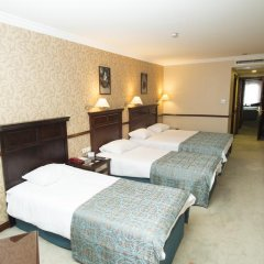 Topkapi Inter Istanbul Hotel 4* Стандартный семейный номер с двуспальной кроватью фото 30