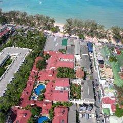 Отель Horizon Patong Beach Resort & Spa спортивное сооружение