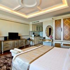 Отель LK The Empress 4* Студия с различными типами кроватей фото 4