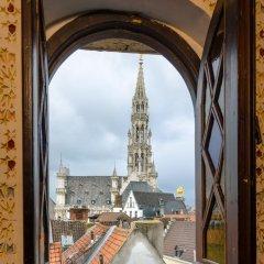 Отель Mozart Бельгия, Брюссель - 4 отзыва об отеле, цены и фото номеров - забронировать отель Mozart онлайн комната для гостей фото 4
