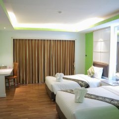 Отель Achada Beach Pattaya 3* Номер Делюкс с 2 отдельными кроватями фото 5