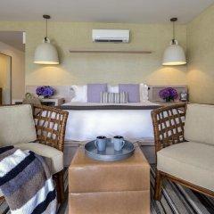 Отель Carmel Valley Ranch 4* Студия с различными типами кроватей фото 7