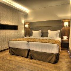 Отель Eurostars Oporto 4* Стандартный номер с различными типами кроватей фото 9