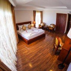 Nha Trang Palace Hotel 3* Номер Делюкс с различными типами кроватей фото 6