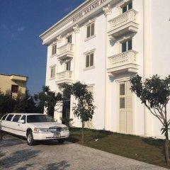 Отель Arandi Ag Hotel Албания, Тирана - отзывы, цены и фото номеров - забронировать отель Arandi Ag Hotel онлайн парковка