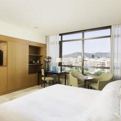 Gran Hotel Torre Catalunya 4* Номер Комфорт с двуспальной кроватью
