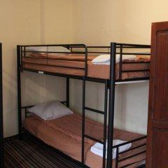 Gramophone Hostel Кровать в общем номере с двухъярусной кроватью фото 11