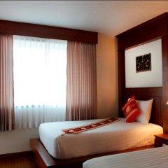 Отель Baan Yuree Resort and Spa 4* Семейный люкс с двуспальной кроватью фото 3