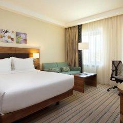 Гостиница Hilton Garden Inn Moscow Новая Рига 4* Стандартный семейный номер с различными типами кроватей фото 4