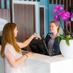 Отель Hampton by Hilton Amsterdam Centre East интерьер отеля фото 2