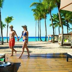 Отель Dreams Dominicus La Romana All Inclusive пляж фото 2