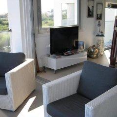 Отель Trident Beach Apartment Кипр, Протарас - отзывы, цены и фото номеров - забронировать отель Trident Beach Apartment онлайн интерьер отеля