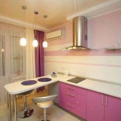 Апартаменты на Луговой 67/69 Студия с различными типами кроватей фото 9