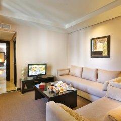 Opera Plaza Hotel Marrakech 4* Представительский люкс с различными типами кроватей фото 2