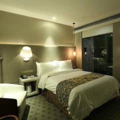 Shanghai Bund South China Harbour View Hotel комната для гостей