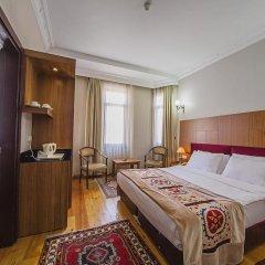 Hippodrome Hotel 3* Стандартный семейный номер с двуспальной кроватью фото 5