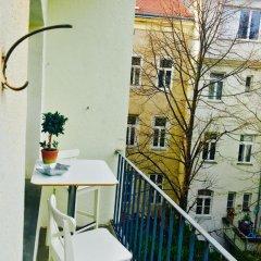 Отель Schönbrunn Park Apartement Австрия, Вена - отзывы, цены и фото номеров - забронировать отель Schönbrunn Park Apartement онлайн балкон