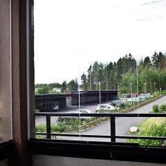 Апартаменты Forenom Apartments Airport балкон