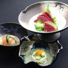 Отель Tobise Onsen Tenga Sanso Минамиогуни в номере