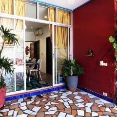 Phuket Paradiso Hotel 3* Стандартный семейный номер с двуспальной кроватью фото 22