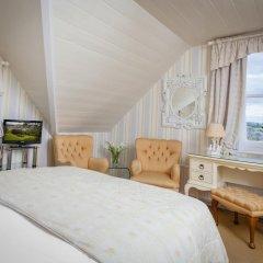 Отель Tasburgh House 4* Улучшенный номер с различными типами кроватей фото 4