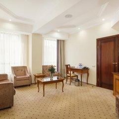 Гостиница Звёздный WELNESS & SPA Семейный люкс с двуспальной кроватью фото 14