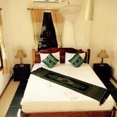 Отель Villa Oasis Luang Prabang 3* Стандартный номер с двуспальной кроватью фото 4
