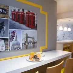 Отель Comfort Inn & Suites Kings Cross Лондон детские мероприятия