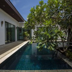 Отель Byg Private Pool Villa @ Layan Beach пляж Банг-Тао бассейн фото 2