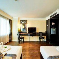 Jomtien Garden Hotel & Resort 4* Стандартный номер с различными типами кроватей фото 4