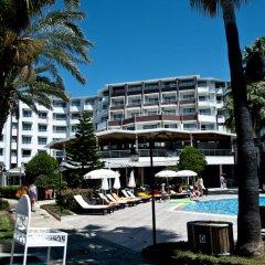 Aventura Park Hotel - Ultra All Inclusive Турция, Окурджалар - отзывы, цены и фото номеров - забронировать отель Aventura Park Hotel - Ultra All Inclusive онлайн бассейн фото 2