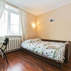 Апартаменты Сити Инн Апартаменты Сокольники комната для гостей фото 3