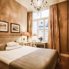 Hotel Drottning Kristina 4* Стандартный номер с различными типами кроватей фото 4