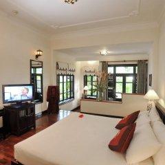 Отель Hoi An Trails Resort 4* Номер Делюкс с различными типами кроватей фото 12