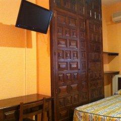 Отель Hostal Paracuellos Стандартный номер с различными типами кроватей фото 4