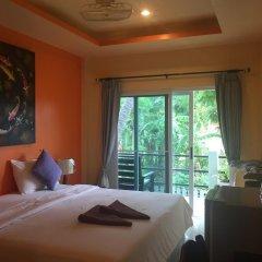 Baan Suan Ta Hotel 2* Стандартный номер с различными типами кроватей фото 27