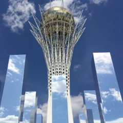 Гостиница Brown Hotel Казахстан, Нур-Султан - 4 отзыва об отеле, цены и фото номеров - забронировать гостиницу Brown Hotel онлайн фото 2