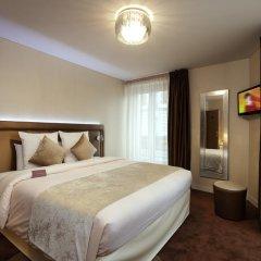 Отель Mercure Paris Place d'Italie 4* Стандартный номер с различными типами кроватей фото 7