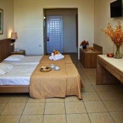 Отель Bali Paradise Hotel Греция, Милопотамос - отзывы, цены и фото номеров - забронировать отель Bali Paradise Hotel онлайн комната для гостей фото 4