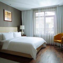 Гостиница Сочи Марриотт Красная Поляна 5* Семейный люкс повышенной комфортности с разными типами кроватей фото 2