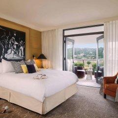 Отель Sofitel Los Angeles at Beverly Hills 4* Роскошный номер с различными типами кроватей фото 3