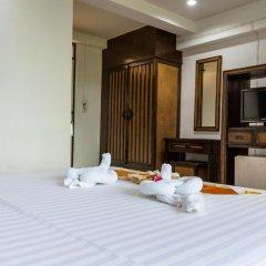 Отель Le Tong Beach 2* Номер Делюкс с двуспальной кроватью фото 10