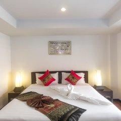 Отель Silver Resortel Улучшенный номер с двуспальной кроватью фото 3