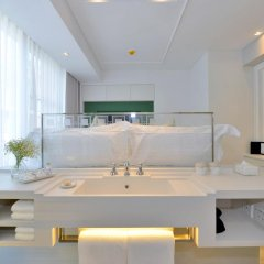 Отель Riva Arun Bangkok 4* Студия с различными типами кроватей фото 2