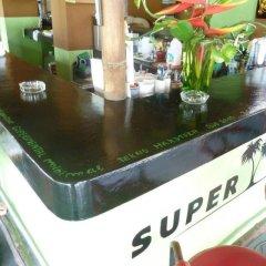 Super Green Hotel бассейн фото 2